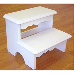 Lindsey Step Stool, Step Stools For Children | Kids Stools | Kids Step Stools | ABaby.com