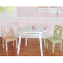 Pretty Petals Table & Chair Set, Children Table And Chair Sets | Toddler Table And Chairs | ABaby.com