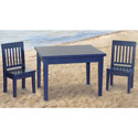 Seaside Table and Chairs Set, Children Table And Chair Sets | Toddler Table And Chairs | ABaby.com