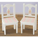 Simply Roses Chairs Set, Children Table And Chair Sets | Toddler Table And Chairs | ABaby.com