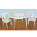 Wildflowers Table and Chair Set, Butterfly Themed Toys | Kids Toys | ABaby.com