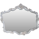 French Rose Mirror, Baby Nursery Mirrors | Decorative Mirror | ABaby.com