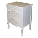 French Rose Night Stand, Kids Night Tables | Toddler Night Stand | ABaby.com