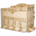 Royal Convertible Crib, Custom Cribs | Rustic Cribs | Unique Cribs | ABaby.com