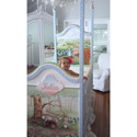 Wonderland Poster Crib , Baby Canopy Crib | Nursery | Crown Canopy for Cribs | aBaby.com