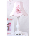 Pink Bouquet Lamp,