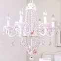 Fairytale Empire Chandelier, Nursery Lighting | Kids Floor Lamps | ABaby.com