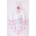Fairy Tale Double Light Wall Sconce, Nursery Lighting | Kids Floor Lamps | ABaby.com