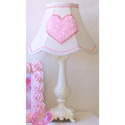 Sweetheart Lamp,