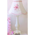 Rose Bouquet Table Lamp,