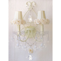Rose Shades Wall Sconce