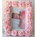 Roses Picture Frame, Kids Bedroom Decor | Clocks | Baby Picture Frames | ABaby.com