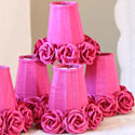 Chandelier Shade with Roses, Chandelier Shade | Chandelier Lampshades | ABaby.com