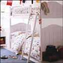 Board and Batten Bunk Bed, Toddler Iron Bunk Beds | Kids Bunk Beds | ABaby.com