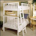 Huntington Bunk Bed, Toddler Iron Bunk Beds | Kids Bunk Beds | ABaby.com