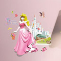3D Sleeping Beauty Wall Decor, Nursery Wall Art | Fantasy Wall Art | ABaby.com