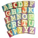 3D Talking Wall Letters, Basic Kids Wall Letters | Wall Letters For Nursery | ABaby.com