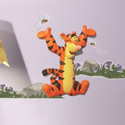 3D Tigger Wall Decor, Nursery Wall Art |  Animal Wall Art | ABaby.com