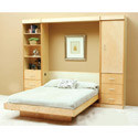 Classic Wall Bed, Childrens Twin Beds | Full Beds | ABaby.com