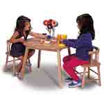 Children's Table & Chair Set, Children Table And Chair Sets | Toddler Table And Chairs | ABaby.com