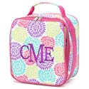 Personalized Bloom Lunch Bag,