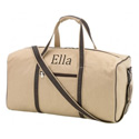 Personalized Dawson Duffel Bag