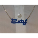 Acrylic Name Necklace, Personalized Jewelry Box For Baby Girl from Ababy.com