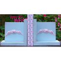 Floral Bookends, Baby Bookends | Childrens Bookends | Bookends For Kids | ABaby.com