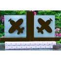 Airplane Bookends, Baby Bookends | Childrens Bookends | Bookends For Kids | ABaby.com