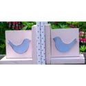 Bird Bookends, Baby Bookends | Childrens Bookends | Bookends For Kids | ABaby.com