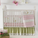 Fairyland Crib Bedding Set, Fairy Themed Bedding | Baby Bedding | ABaby.com