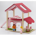 Pinky Doll House, Doll Houses | Playsets | Kids Doll Houses | ABaby.com