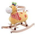 Rocking Raffy Rocker, Kids Rocking Horse | Personalized Rocking Horses | ABaby.com