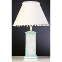 Cloud Square Column Lamp,