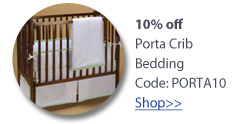 porta Crib Bedding