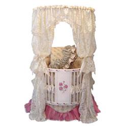 Antoinette Round Crib