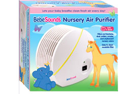 Nursery Air Purifier
