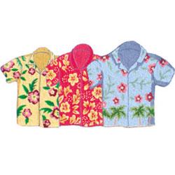 Aloha Shirts Rug