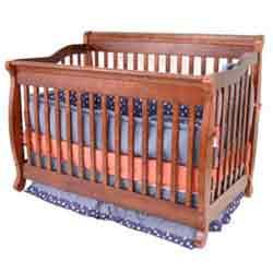 Dela II Convertible Crib