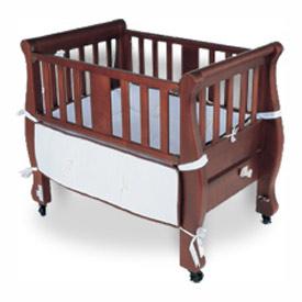 Co-Sleeper Sleigh Bed