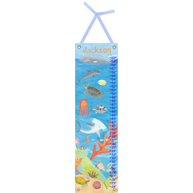 Ocean World Growth Chart
