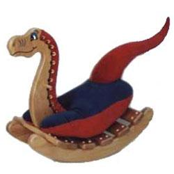 Brontosaurus Rocker