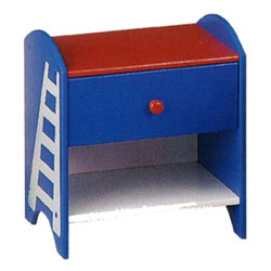 Fire Engine  Side Table