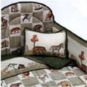 Animal Kingdom Crib Bedding