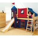 Knight's Castle Loft Bed