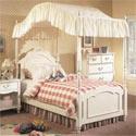 Caroline Twin Canopy Bed