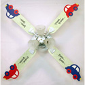 Crazy Cars Ceiling Fan