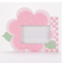 Flower Shaped Picture Frame
