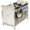 Frog Serenade Sleigh Crib