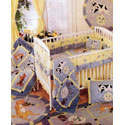 Hey Diddle Diddle Crib Set